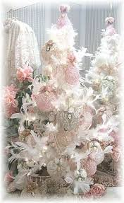 Shabby Chic Christmas Tree by Romantique Inspirations Shabby Christmas Tree So Shabby