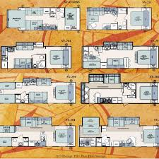 forest river surveyor travel trailers floor plans http