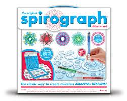 spirograph deluxe kit 01001 eugene toy u0026 hobby