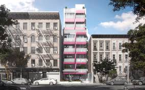 pre war architecture 5 projects from karim rashid u0027s just launched firm kurv architecture