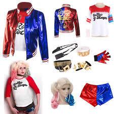 Harley Quinn Halloween Costume Harley Quinn Costume Ebay