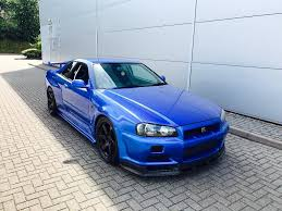 nissan skyline insurance quote used nissan skyline r34 2 6 gtr for sale in herts pistonheads
