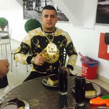 Car Salesman Education Albanian Car Salesman Is So Obsessed With Versace He Has Covered