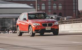 bmw in 2014 bmw x1 xdrive35i test review car and driver