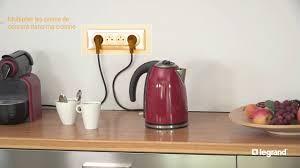 prise de courant cuisine comment ajouter des prises électriques dans ma cuisine prises de