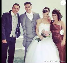 mariage alizee dals 5 christophe licata de retour affiche soutien à