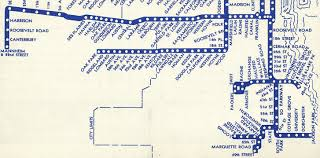 Blue Line Chicago Map by Stories Behind Cta U0027l U0027 Lines U0027 Strange Curves Dips And Twists Wbez