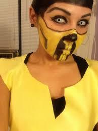 Scorpion Halloween Costume Mortal Kombat Scorpion Halloween Costume Halloween Costume Ideas