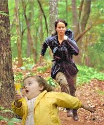 Girl Running Meme - chubby bubbles girl on the planet of the apes meme and humour