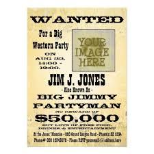 western invitation template foxy western party invitation