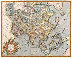 Asia World Map by Old Map 89 Antique Maps Of The World Map Of Asia Jodocus U2026 Flickr