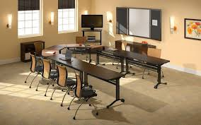 training chairs with tables mayline horseshoe training room tables nashville office furniture