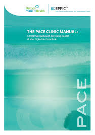 the pace clinic manual a treatment approach for young people at