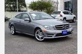 san antonio mercedes used mercedes c class for sale in san antonio tx edmunds