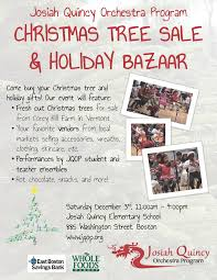 christmas tree sale flyer christmas lights decoration