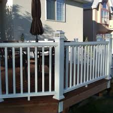 decor u0026 tips add your outdoor living space with deck railing