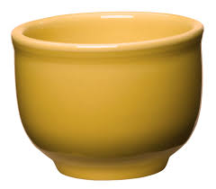 Fiesta Kitchen Canisters Fiestaware Sunflower Yellow Dinnerware And Other Fiesta Ware Colors
