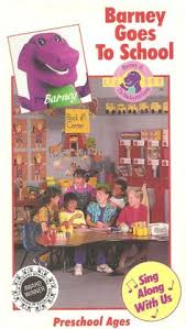 Barney Three Wishes Vhs 1989 by Barney Three Wishes Vhs 1989