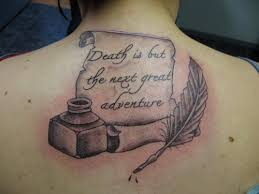 dumbledore quote is but the great adventure