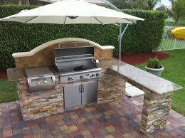 Outdoor Kitchen Bbq Designs Lovely Kitchen On Outdoor Kitchen Barbecue Barrowdems