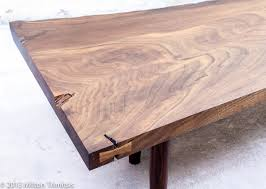 George Nakashima Desk Nakashima Table 1 2 Trimitsis Woodworking Weblog