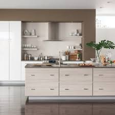 brown kitchen ideas cream kitchen drawers chrome faucet