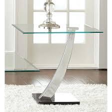 Glass End Tables Glass End Tables Glass Coffee Tables Ikea Doozie Me