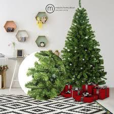 Artificial Trees Home Decor Premium Artificial Alpine Christmas Tree Home U0026 Furniture Home