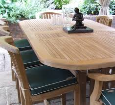 Teak Outdoor Dining Table And Chairs Teak Table Make It An Outdoor Mywrightexperience
