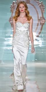 reem acra spring 2015 bridal collection instyle com