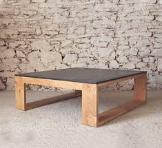 Woodwork Design Coffee Table by Best 25 Slate Coffee Table Ideas On Pinterest Coffe Table