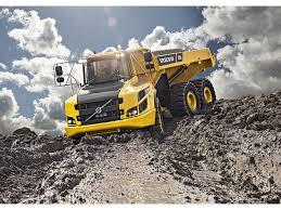volvo haul trucks for sale new volvo a30g trucks for sale