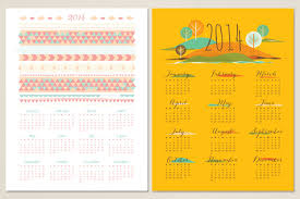 12 cute free printable calendars for 2014 yes missy a
