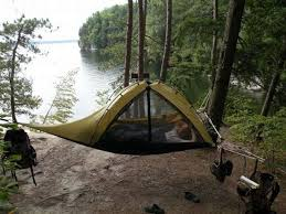 tent hammock best camping ever such a good idea the great