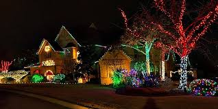 the ultimate and best light displays in dfw for 2017