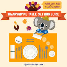 easy ways to involve in thanksgiving day preparations