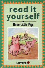 pigs ladybird book series 777