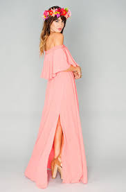 me your wedding dress the me your mumu bridesmaid dress collection coral