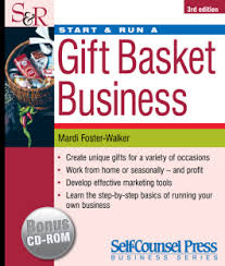 gift basket business start and run a gift basket business