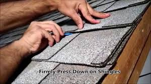 Wrap On Roof And Gutter Cable by Calorique Perfectly Clear Roof De Ice Installation Youtube