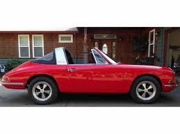 Classic Car Trader Los Angeles Classic Porsche For Sale On Classiccars Com 942 Available