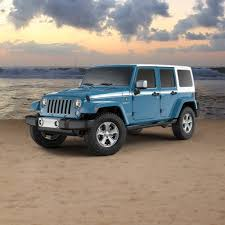 black and turquoise jeep 2017 jeep wrangler unlimited limited edition vehicles