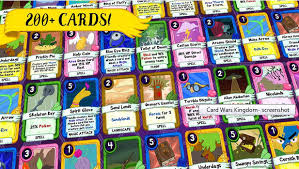 wars cards card wars kingdom for android