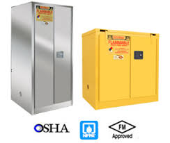 Yellow Metal Storage Cabinet Securall Safety Cabinet A U0026 A Sheet Metal Products Chemical