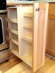 kitchen cabinet spice rack organizer kitchen cabinet spice rack diy open kitchen shelf with handmade