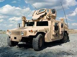 armored humvee 10 military vehicles gone civvy