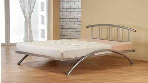 Beautiful Bed Frames Outstanding King Metal Bed Frame With Modern Square Tubing