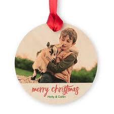 jolly photo ornament ornaments and decor gifts