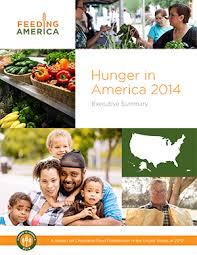 hunger in america 2014 feeding america