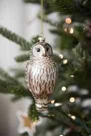 glass owl tree ornament gardener s supply